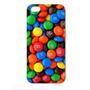 Capa Case Capinha Silicone Acrilico Mems Iphone 5 Iphone 5s