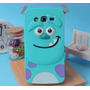Capinha Case Capa Silicone Sulley Monstros Grand Duos 9082