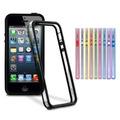 Case Capa Case Bumper Novo Apple Iphone 5 5c 5s 4g 4s