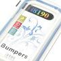Capa Case Bumper Samsung Galaxy S3 Mini I8190 + Película