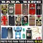 Capa Capinha Case Samsung Galaxy S2 Duos Tv + Película