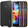Capa Case Galaxy S5 Neo Hybrid Spigen Sgp + Pelicula Grátis