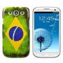 Capa Para Celular Galaxy S3 (tema Brasil)