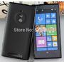 Capa Silicone Premium Nokia Lumia 830 Preta