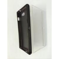 Capa Case Capinha Sony Xperia M2 D2303 + Película Premium
