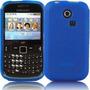 Capa De Silicone Para Samsung Chat 335