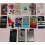 Lote De Capas Para Celulares. Iphone 4,4s,5,5s Galaxy S4 S5.