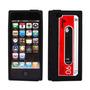 Capa Retro Fita Cassete K7 Iphone 5 5s - Frete Grátis!