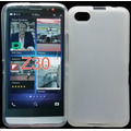 Capa Case Transparente Gel Silicone Blackberry Z30 + Pelicul