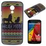 Motorola Capa Moto G 2 Rei Leão