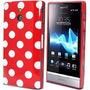 Capa Tpu Sony Ericsson Xperia U St25i St25 Película Gratis