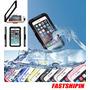 Capa Case Iphone 6 Plus Prova Dágua + Brinde Várias Cores