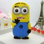 Capa Para Iphone 5 Minion Dave Meu Malvado Favorito 3d
