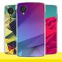Capa Case Personalizada Para Lg Nexus 5 - D820 D821