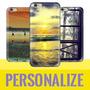 Capa Case Personalizada Com Sua Foto Para Iphone 6 4.7