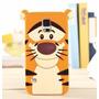 Capa Tigre Gato Alice Galaxy S5 S5 + Película De Vidro