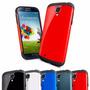 Capa Case Anti Impacto Galaxy S4 Mini I9190 I9192 + Película