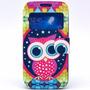 Capa Case Coruja Smartphone Galaxy S4 Gt I9500 Personalizada
