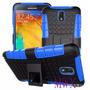 Capa Armor Anti-shock Queda Galaxy Note3 N9005+1 P /vidro