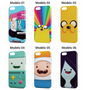 Capinha 3d Adventure Time Case Samsung Galaxy S3/s4/s5 Mini