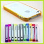 Capa Case Bumper Transparente Para Iphone 4s 4/4g