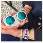 Capinha Capa Case Luxo Glasses Oculos Cxxel Prata Iphone 6