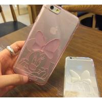 Case Trans+3d Minnie Iphone 4/5/5c/6g E Samsung Grand Prime