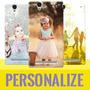 Capa Case Personalizada C/ Sua Foto P/ Sony Xperia T2