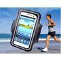 Braçadeira Porta Celular Corrida Samsung Galaxy S3 S4 S5