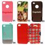 Capa Case Iphone 4/4s - Varios - Valor P/und + Frete Grátis