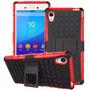 Capinha Anti Queda Celular Sony Xperia Z3 D6633 + P/ Vidro