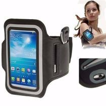 Braçadeira Armband Porta Celular Sony Xperia Z1 Z2 Z3 M2