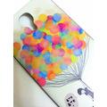 Capa Case Pintura Personalizada Colorida Samsung Galaxy S4