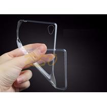 Capa Capinha Tpu Flexível Celular Sony Xperia Z1 Case Tpu