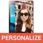 Capa Personalizada Tpu Com A Sua Foto Para Zenfone 5