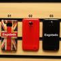 Capa Case Samsung Galaxy S2 I9100 - Vários + Frete Grátis
