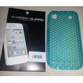 Case/capa Silicone Galaxy S/i9000 + Película Lote C/10unid.