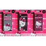 Iphone 5 E 5s Capa Da Hello Kitty By Sanrio 6 Modelos