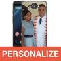 Capa Personalizada Tpu Com A Sua Foto Para Moto Maxx