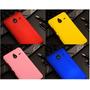 Capinha Celular Nokia Lumia 640xl Xl / Pel. De Vidro Grátis