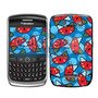 Adesivo Iskin Blackberry 8900 Curve Luciano Martins 4