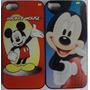 Capa Case Acrílico Iphone 5 / 5s / 5g Mickey Mouse Disney