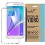 Capa Tpu Silicone Gel Galaxy Note 5 N920 Top+ Pelicula Vidro