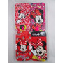 Capa Case Iphone 4 4s Disney Mickey Minnie + Pelicula Vidro