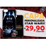 Capa Case Celular Star Wars Capinha Galaxy S3 S4 S5 S6 Mini