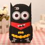 Capinha Case Meu Malvado Favorito Minnions Batman Iphone 5/5