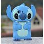 Capa P/ Celular Samsung Galaxy Y Young Gt-s5360b - Stitch