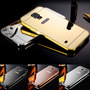 Capinha Bumper Metal Celular Galaxy S5 New Edition G-903m