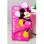 Capinha Capa Case Silicone 3d Mickey Iphone 5 5s 5c