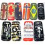 Capa Capinha Samsung Galaxy S3 Siii I9300 - Frete Gratis!